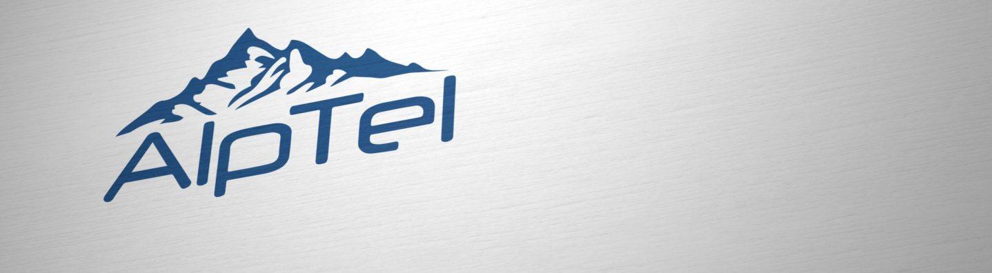 Alptel Logo Wall 2