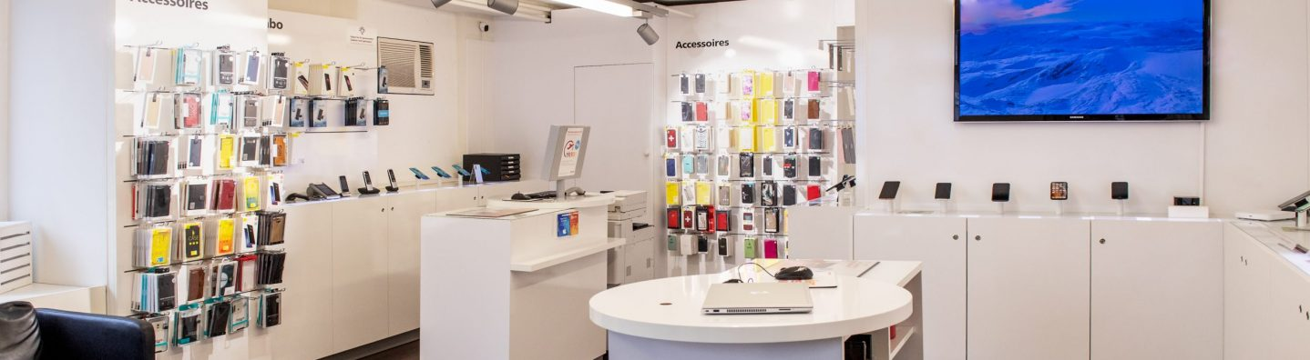 Sunrise Shop by Alptel in Gossau für Mobile, Internet und TV