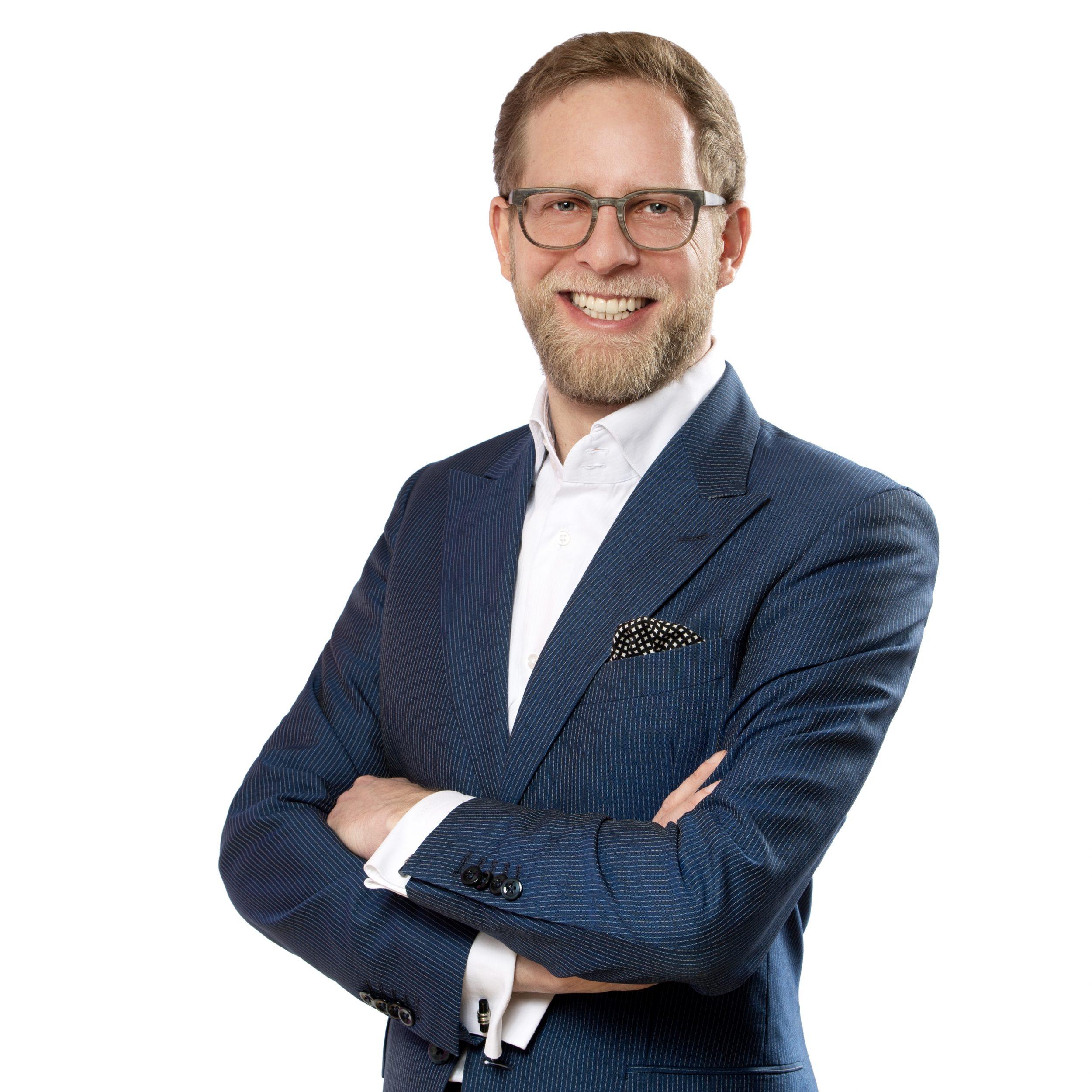 Co-Geschäftsführer Thomas Obrecht von Alptel